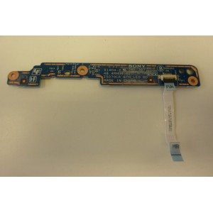 SONY VAIO SVE171A11M POWER BUTTON BOARD +CABLE 48.4RM04.021