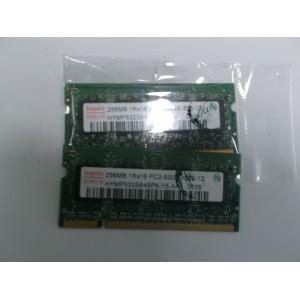 MEMORIA PORTÁTIL 256 MB DDR2 555 MHz PC5300 HYNIX