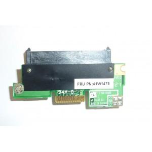 LENOVO IBM THINKPAD X60-DVD CONECTOR DISCO DURO SATA P/N:41W1475