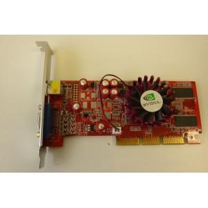 NVIDIA NV MX4000 128MB-L DDR 64 BIT TARJETA GRAFICA DN4400216248B6200450