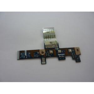 ACER ASPIRE 5732Z POWER BUTTON BOARD LS-4851P ORIGINAL