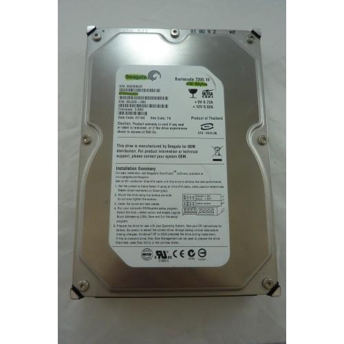 DISCO DURO HDD/IDE 250GB ST3250820A SEAGATE TESTADO/FORMATEADO