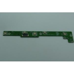 HP ZE2000 POWER BUTTON BOARD DACT2API6C6 REV.C ORIGINAL