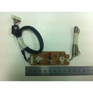 SAMSUNG IR BOARD + CABLE MÓD: BN41-00850A