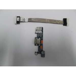 ACER ASPIRE 7720 5720 5315 5520 USB BOARD +CABLE LS-3551P
