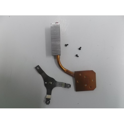 TOSHIBA TECLA A2 HEATSINK FULL / DISIPADOR COMPLETO 41008