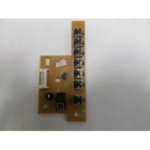 POLAROID TV TLV-43243B BUTTON IR BOARD XSV191
