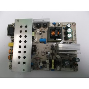 POLAROID TV POWER SUPPLY BOARD WS 00062287 TLU-43243B