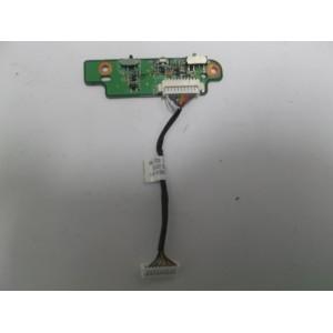 DELL XPS M1330 WIFI SWICHT BOARD +CABLE 48.4C303.011 50.4C305.101 REV:A01