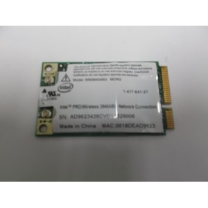 TARJETA WIFI WLAND INTEL WM3945ABG MINI PCI