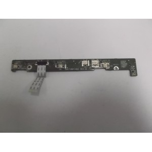 HP COMPAQ N2000 POWER BUTTON BOARD +FLEX CABLE DACT2BPI6B2 REV.B