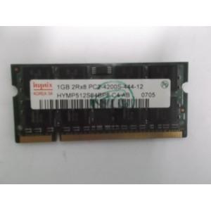 SODIMM DDR2 1GB 2RX8PC2-4200S HYNIX TESTEADA