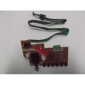 BEKO ELECTRONIK LCD 30TV005 BUTTON POWER BOARD IR BOARD ZF7.191