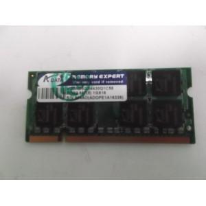 MEMORIA RAM 1GB 2RX16 /667 HGZ