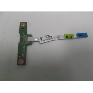 TOSHIBA SATELLITE L750/L755/L655 BUTTON BOARD TOUCHPAD +FLEX CABLE DA0BL6PI6E0 REV.F