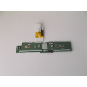 TOSHIBA SATELLITE A70/A75 TOUCHPAD BUTTON BOARD