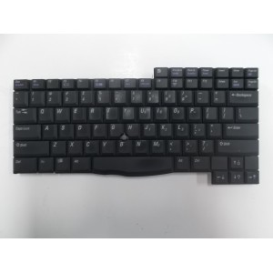 DELL LATITUDE TECLADO / KEYBOARD DP/N 00655P JP-00655P-29216-08B-3180 REV. A02