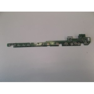 HP COMPAQ PRESARIO 2100 POWER BUTTON BOARD DAKT9AYB2E5 REV.E