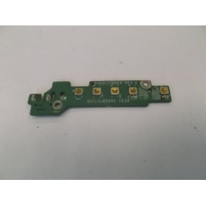 ACER ASPIRE 3000 ZLS POWER BUTTON BOARD ON/OFF DA0ZL1YB6E6 REV.E 33ZL1LB0001 CE3A