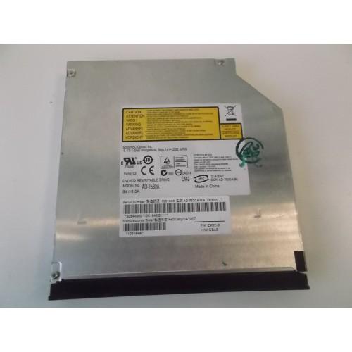 GRABADORA PORTATIL SONY-NEC IDE DVD+-R/RW AD-7530A TESTADA